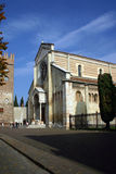 Basilica di San Zeno Royalty Free Stock Photography