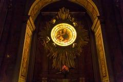 Basilica di Sant Andrea della Valle, Roma, Italia Fotografia Stock Libera da Diritti