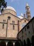 basilica di sant'antonio da padova Stock Image