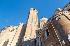 Basilica di Sant'Antonio da Padova Royaltyfria Bilder