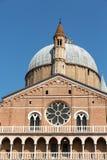 Basilica di Sant`Antonio da Padova, in Padua,. Italy Stock Photography