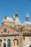 Basilica di Sant`Antonio da Padova, in Padua. Italy Stock Photos