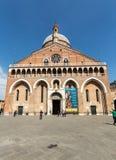 Basilica di Sant`Antonio da Padova, in Padua. Italy Royalty Free Stock Images