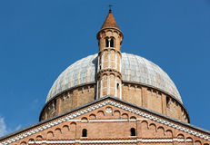 Basilica di Sant`Antonio da Padova, in Padua,. Italy Royalty Free Stock Photography