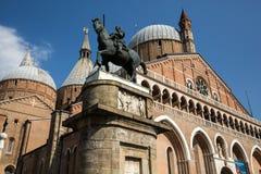 Basilica di Sant`Antonio da Padova, in Padua. Italy Royalty Free Stock Photography