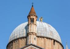 Basilica di Sant& x27;Antonio da Padova, in Padua,. Basilica di Sant& x27;Antonio da Padova, in Padua, Italy Royalty Free Stock Image