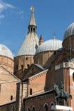 Basilica di Sant`Antonio da Padova, in Padua,. Italy Royalty Free Stock Image