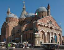 Basilica di Sant`Antonio di Padova Stock Photo