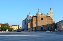 Basilica di Sant'Antonio di Padova, Italia immagini stock libere da diritti
