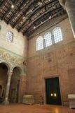 Basilica di Sant'Apollinare在Classe 库存照片