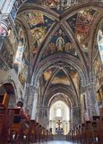 Basilica Di Santa Caterina d'Alessandria Galatina, Apulia, Ιταλία Στοκ Φωτογραφίες
