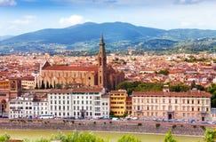 Basilica di Santa Croce Royalty Free Stock Image