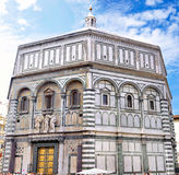 The Basilica di Santa Croce Florence, Italy. The Basilica di Santa Croce (Basilica of the Holy Cross) - famous Franciscan church on Florence, Italy stock photos