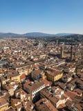 The Basilica di Santa Croce - Florence, Italy royalty free stock images