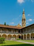 Basilica di Santa Croce. Florence, Italy Stock Photography