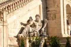 Basilica di Santa Maria in Ara coeli rome Italy. Basilica di Santa Maria in Ara coeli ,rome ,Italy Stock Photography