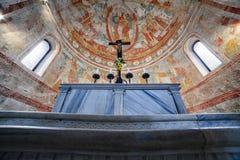 Basilica di Santa Maria Assunta, Aquileia Stock Images