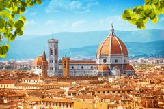 Basilica di Santa Maria del Fiore Royalty Free Stock Photos