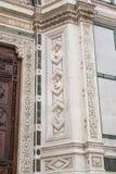 Basilica di Santa Maria del Fiore or Duomo in Florence, Italy royalty free stock photo
