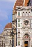 Basilica di Santa Maria del Fiore a Firenze, Italia fotografie stock