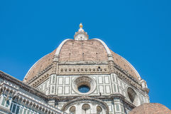 The Basilica di Santa Maria del Fiore in Florence Stock Photos
