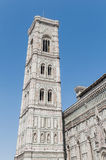 The Basilica di Santa Maria del Fiore in Florence Stock Photo