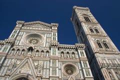 The Basilica di Santa Maria del Fiore, Florence, I Stock Image