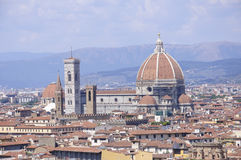 Basilica di Santa Maria del Fiore in Florence, Ita Stock Photo