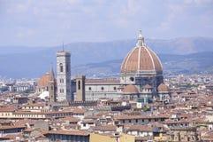 Basilica di Santa Maria del Fiore in Florence, Ita Stock Photo