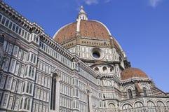 Basilica di Santa Maria del Fiore in Florence, Ita Stock Photos