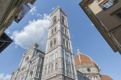 The Basilica di Santa Maria del Fiore in Florence, Italy Stock Photo