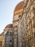 Basilica di Santa Maria del Fiore Stock Images