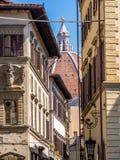 Basilica di Santa Maria del Fiore Royalty Free Stock Photo