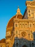 Basilica di Santa Maria del Fiore Royalty Free Stock Image