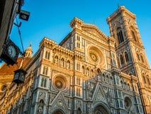 Basilica di Santa Maria del Fiore Stock Photos