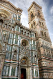 The Basilica di Santa Maria del Fiore, Florence Stock Image