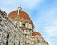 Basilica di Santa Maria del Fiore in Florence. Stock Image