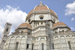 Basilica di Santa Maria del Fiore in Florence, Italy Royalty Free Stock Images