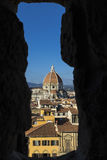The Basilica di Santa Maria del Fiore Royalty Free Stock Image