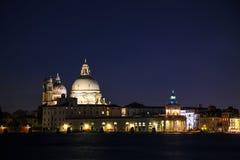 Basilica Di Santa Maria della Salute Stock Photos