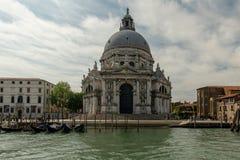 Basilica di Santa Maria della Salute royalty free stock image