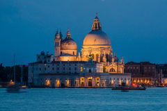 Basilica di Santa Maria della Salute Royalty Free Stock Photos