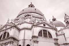 Basilica di Santa Maria della Salute Church, Venice, Italy Royalty Free Stock Image