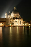 The Basilica di Santa Maria della Salute - Venice Royalty Free Stock Photo