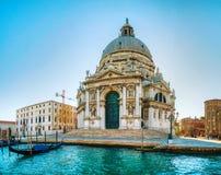 Basilica Di Santa Maria della Salute in Venice Stock Photography