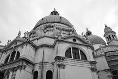 Basilica di Santa Maria della Salute in Venice Royalty Free Stock Image