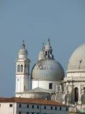 Basilica di Santa Maria Della Salute - Venice, Ita Royalty Free Stock Photos