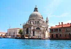 Basilica di Santa Maria della Salute, Venice Stock Photography