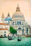 Basilica di Santa Maria della Salute,Venice, Italy Royalty Free Stock Photography