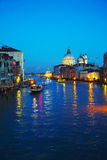 Basilica Di Santa Maria della Salute in Venice Royalty Free Stock Photography